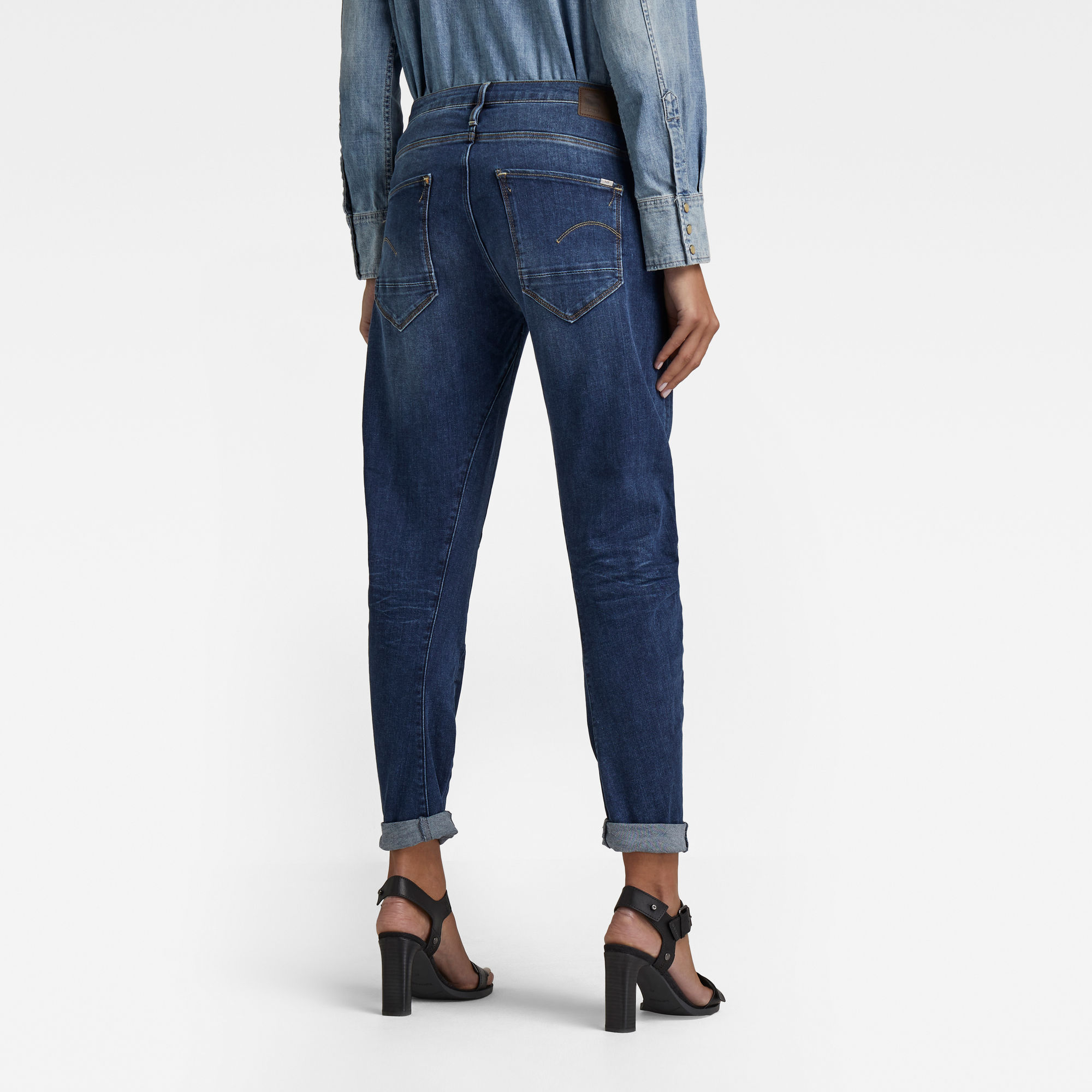 G-Star RAW Arc 3D Low Waist Boyfriend Jeans