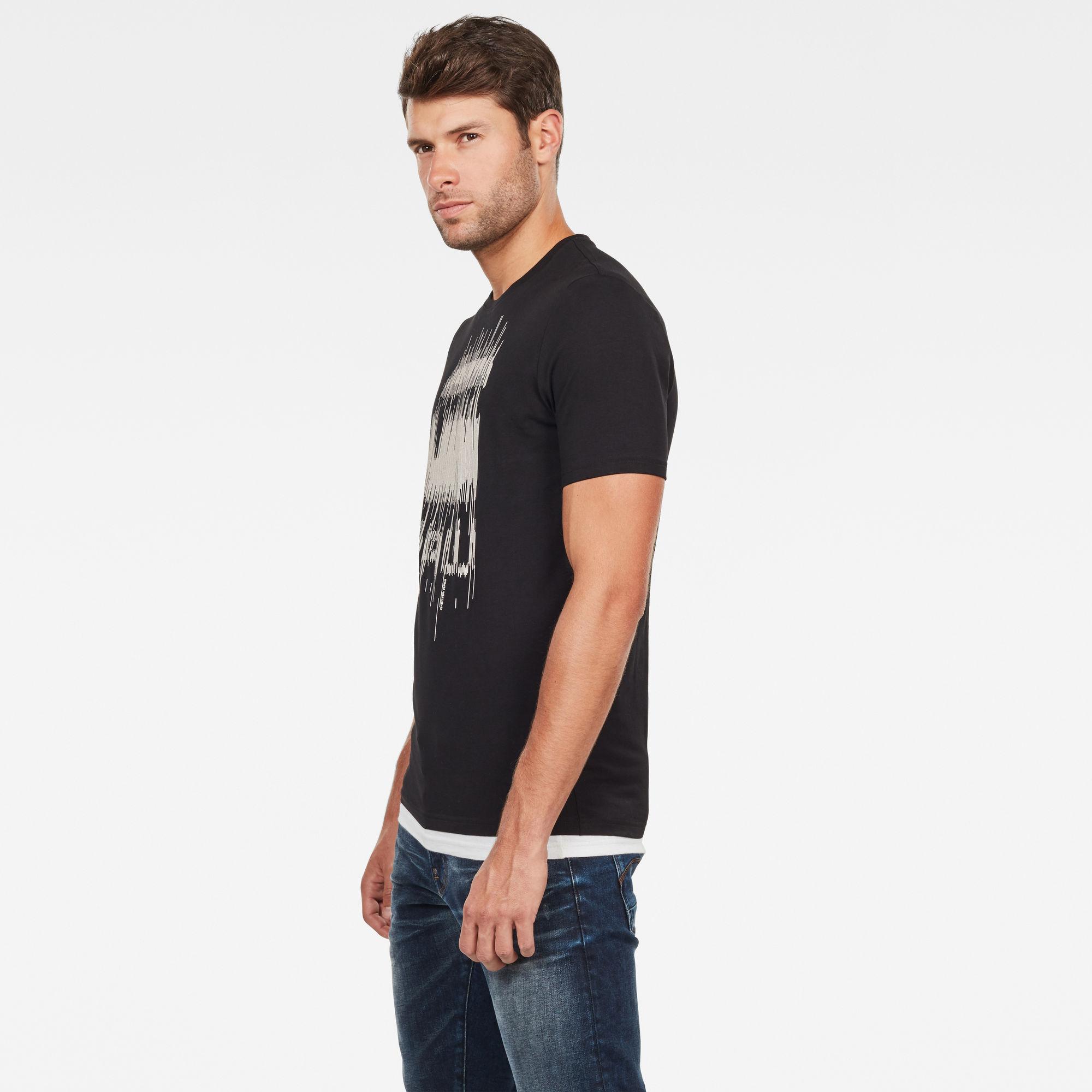 Graphic 6 Slim T-Shirt