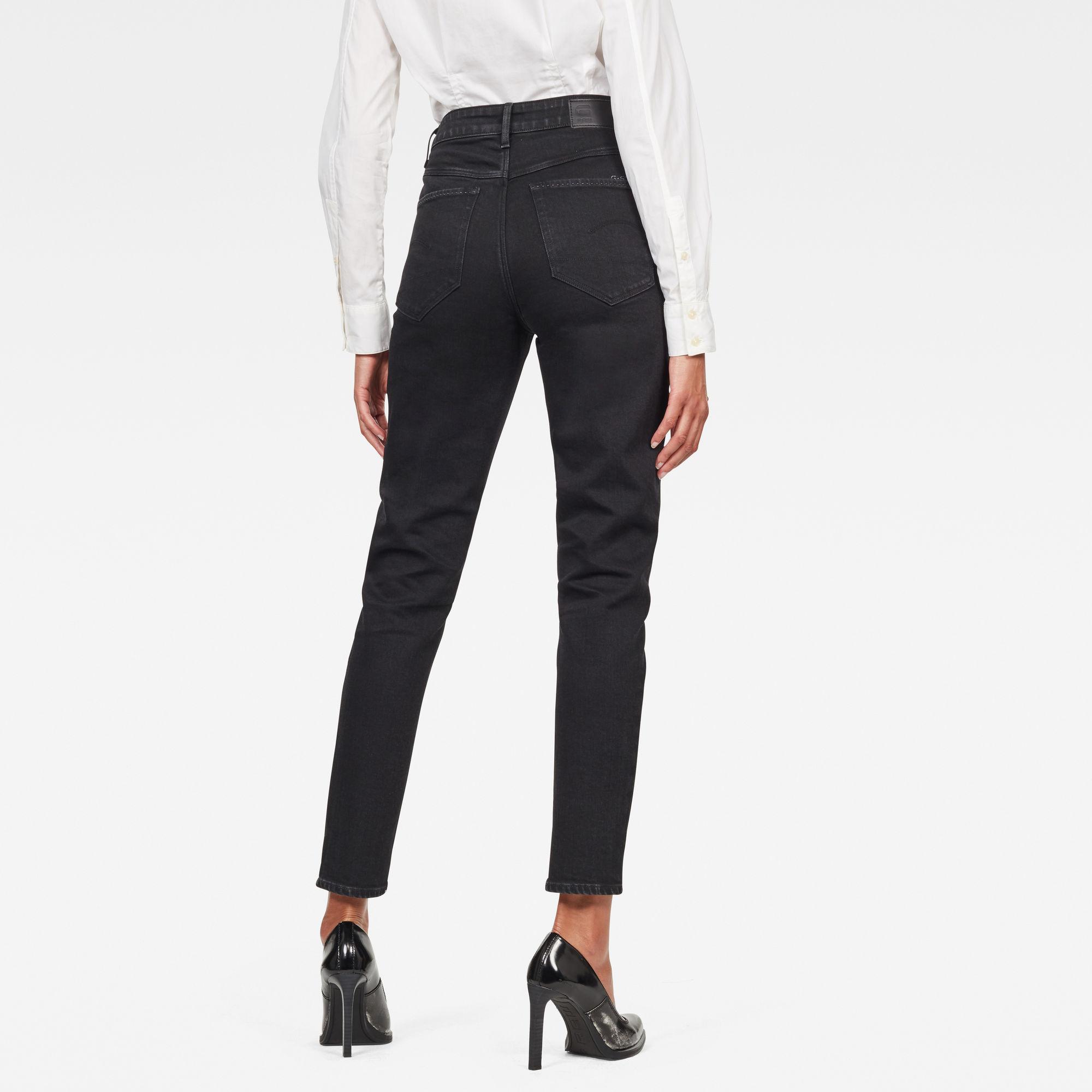 Navik High Slim Ankle Pop Jeans