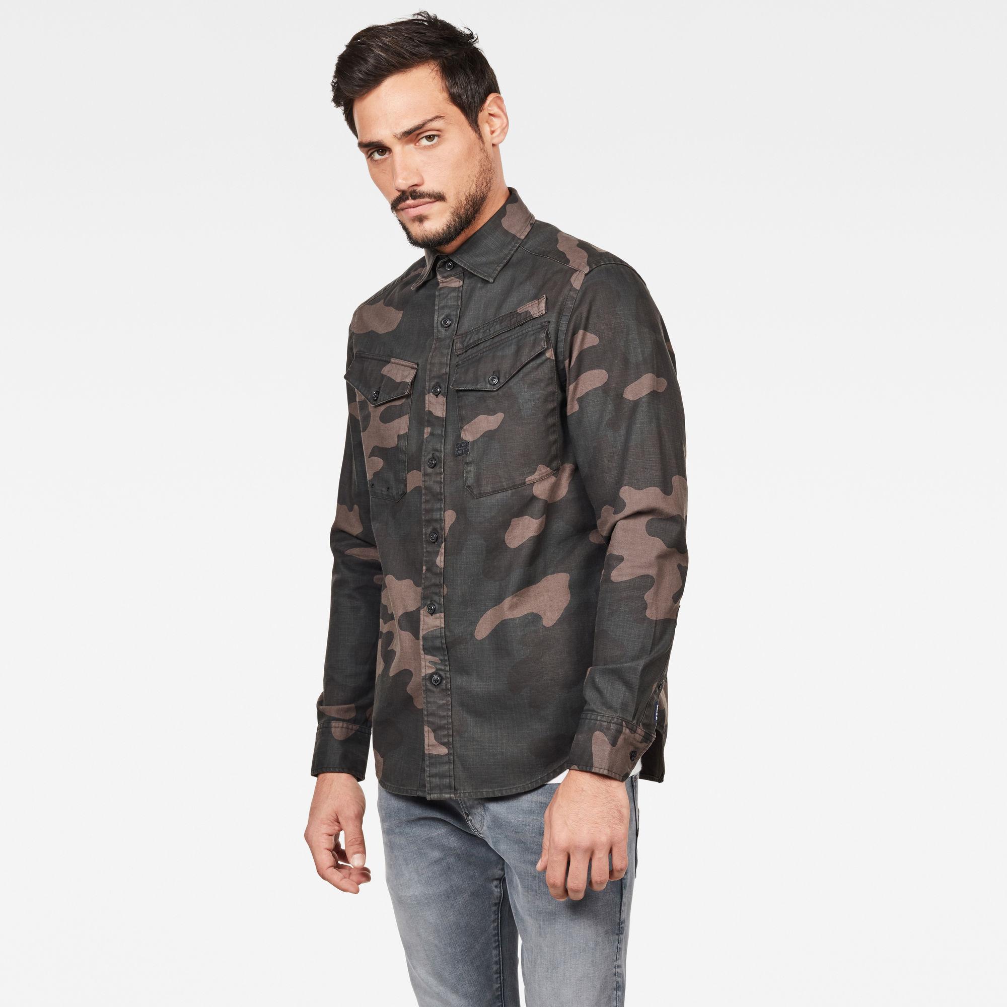 Lecite Straight Shirt