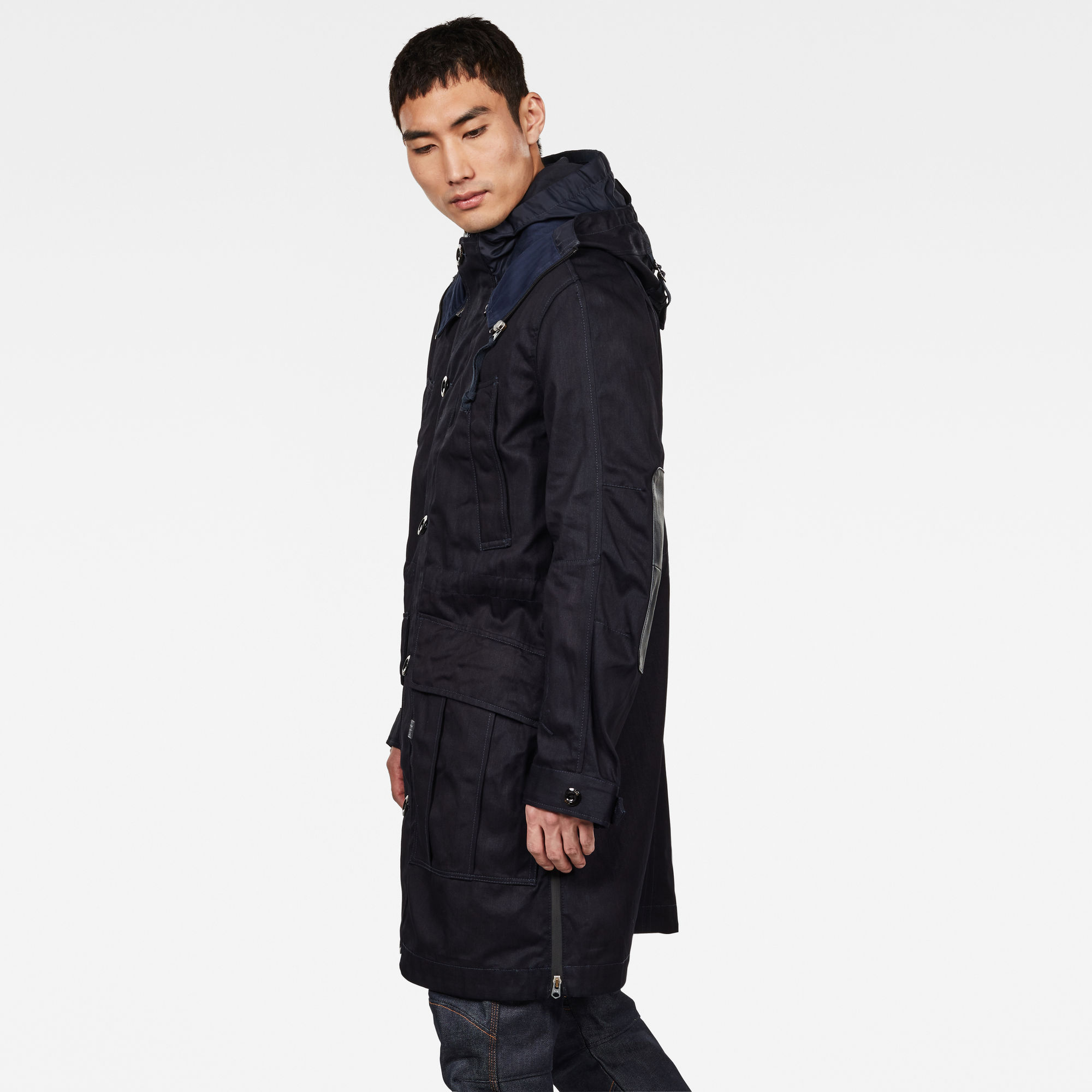 30 Years New York RAW Parka