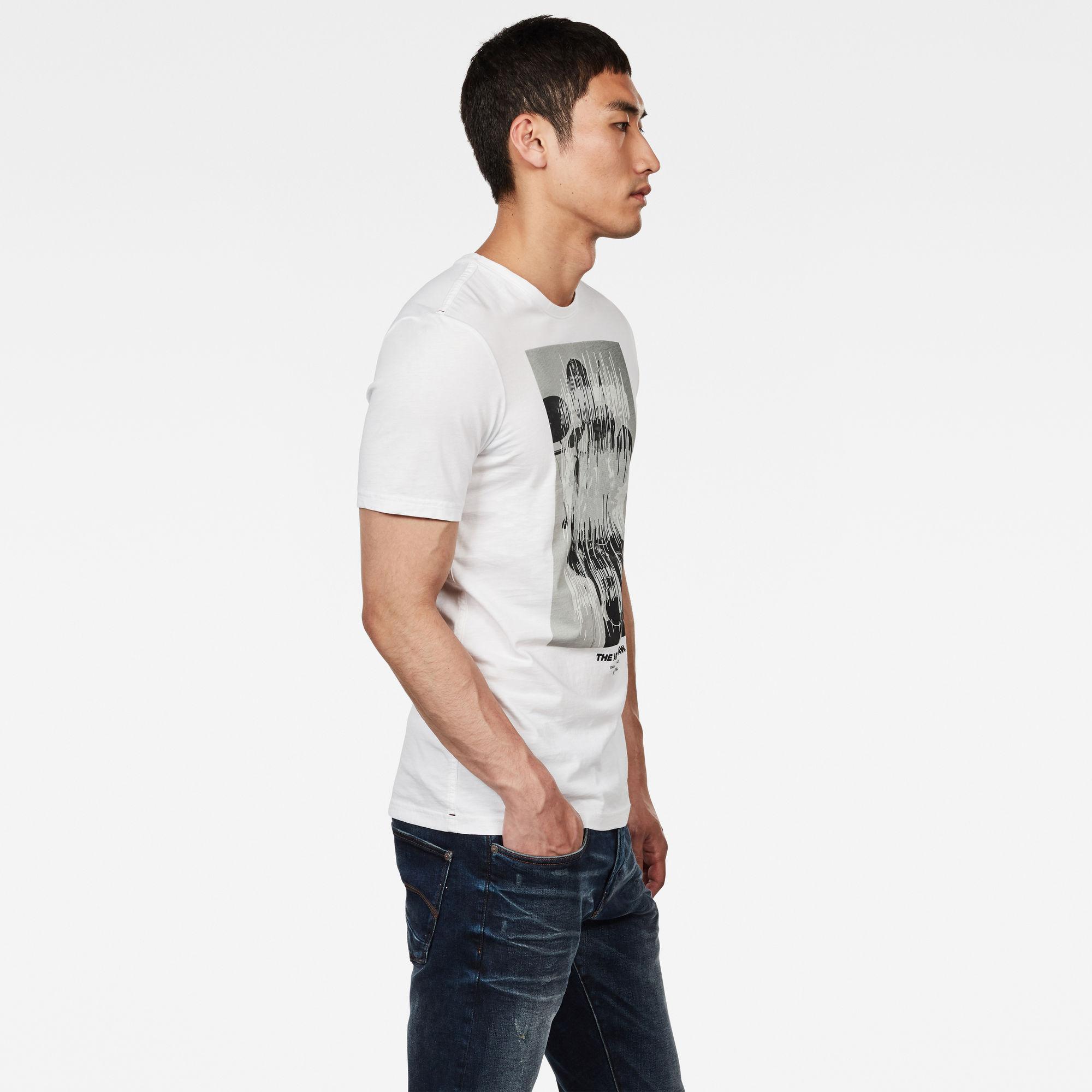 Graphic 1 Slim T-Shirt
