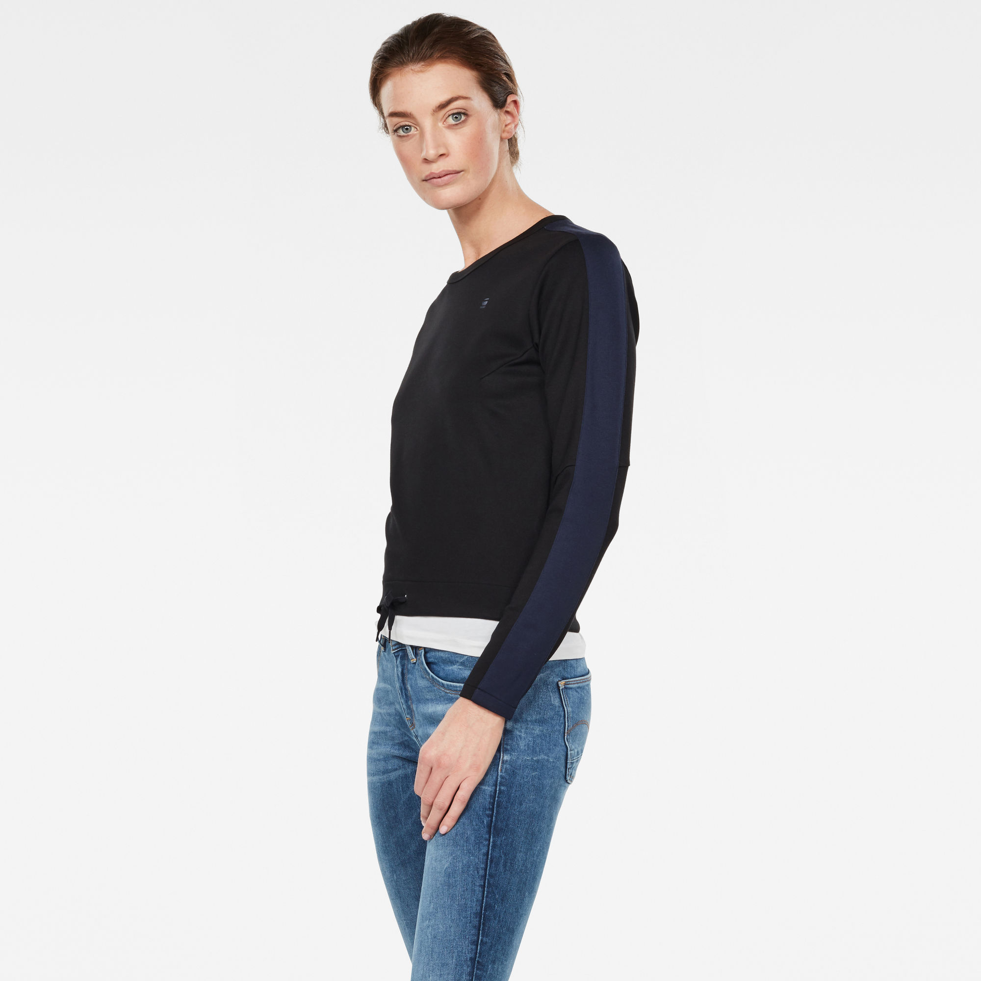 G-Star RAW Nostelle Cropped Sweater