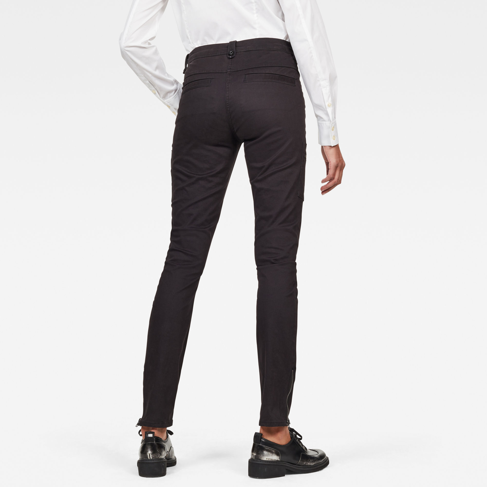 G-Star RAW Kerf Cargo High Skinny Broek