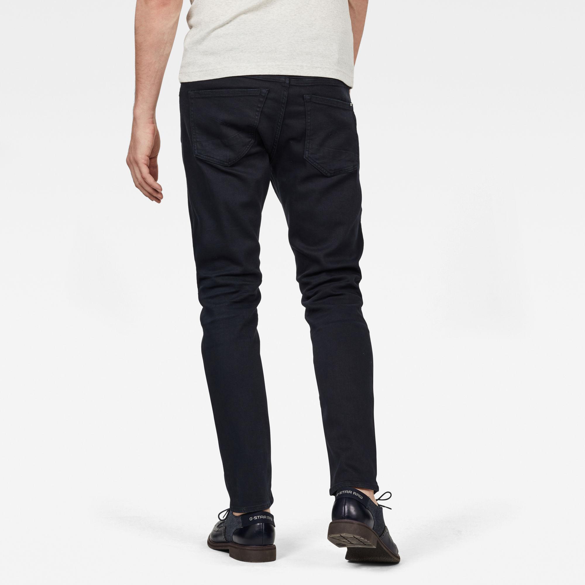 3301 Slim Gekleurde Jeans