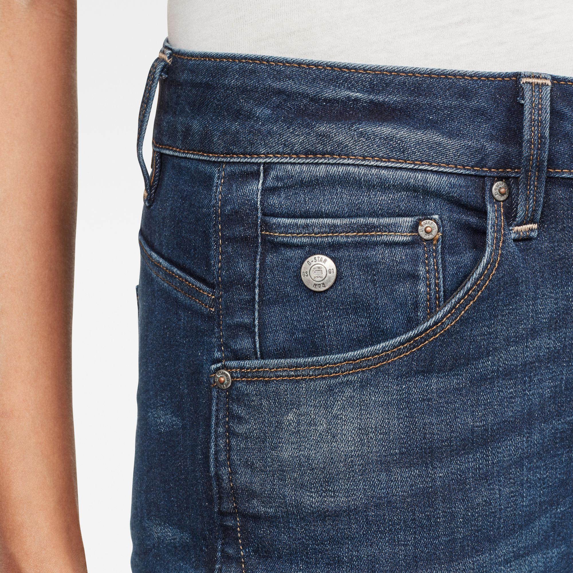 G Star RAW Arc 3D Mid Skinny Jeans