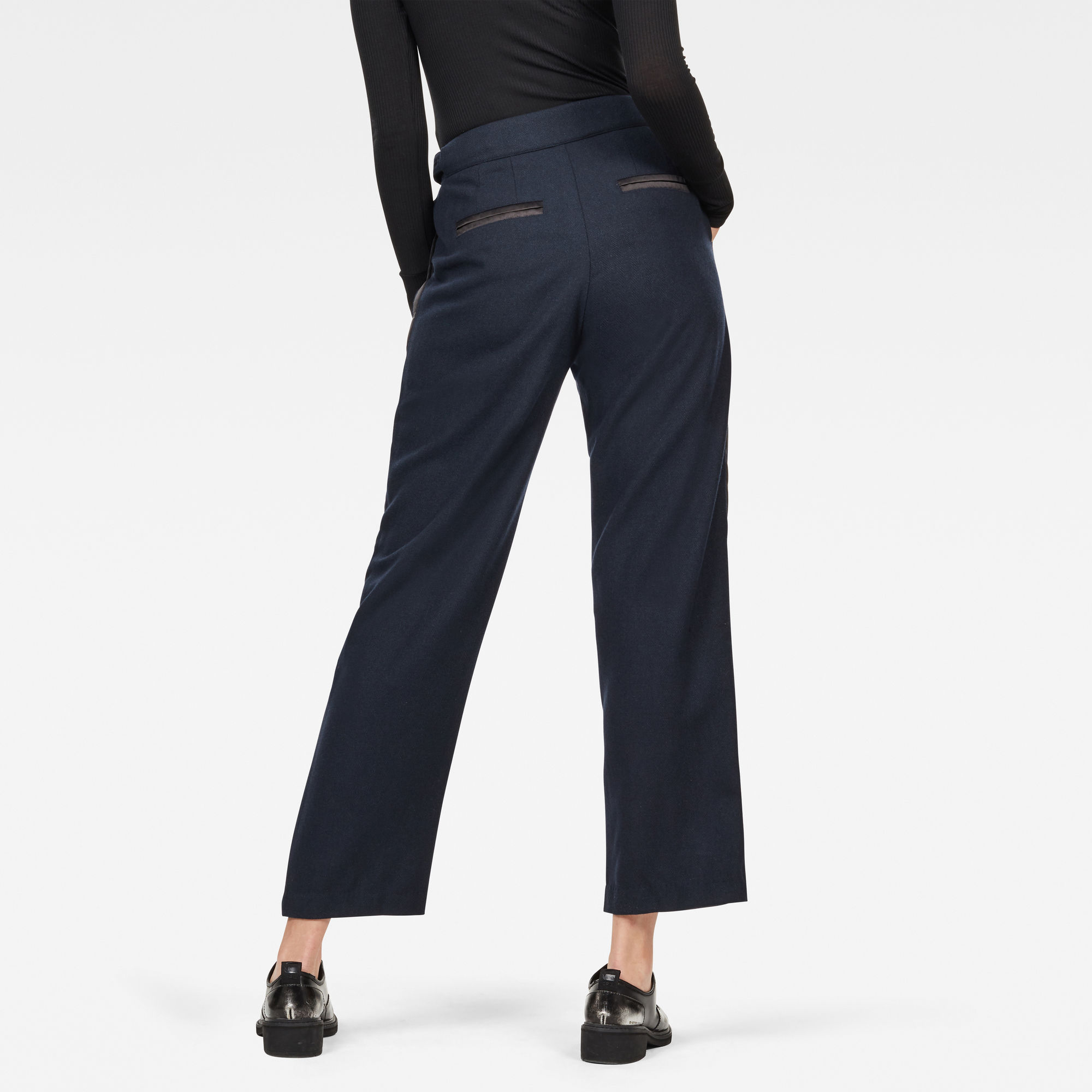 Tuxedo High Balloon Broek