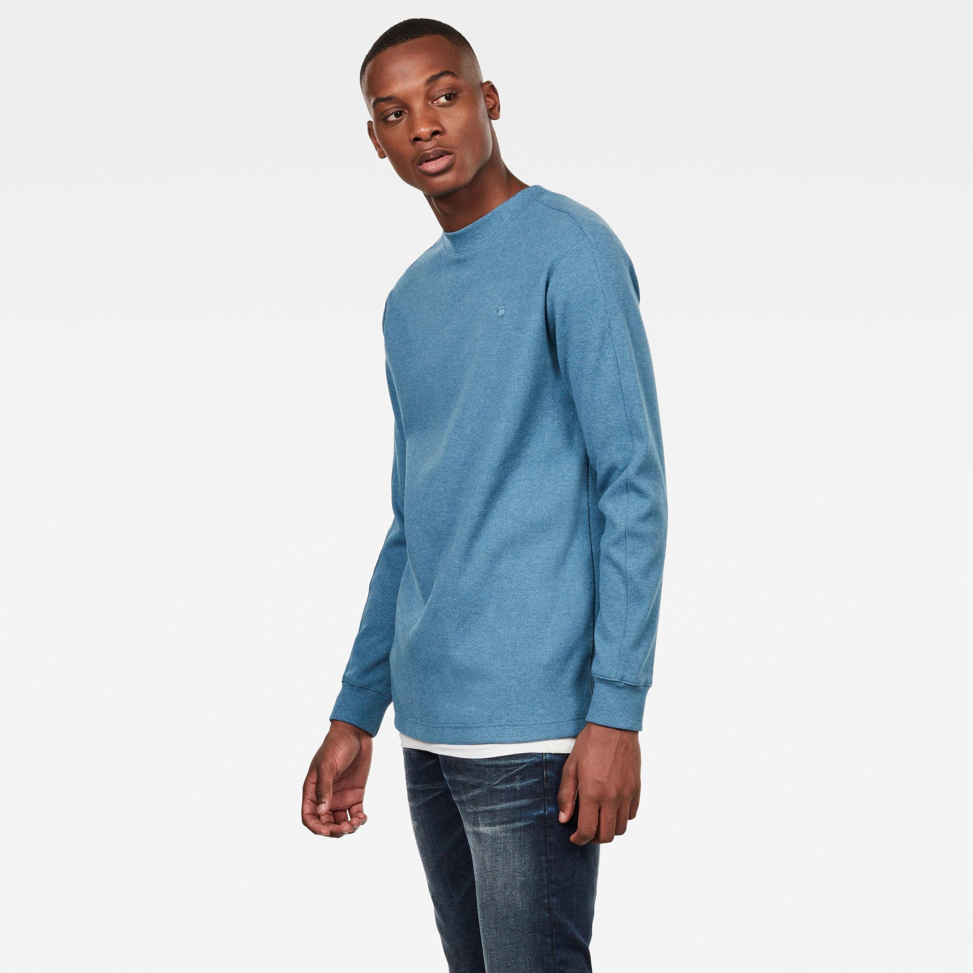 Korpaz Mock Sweater