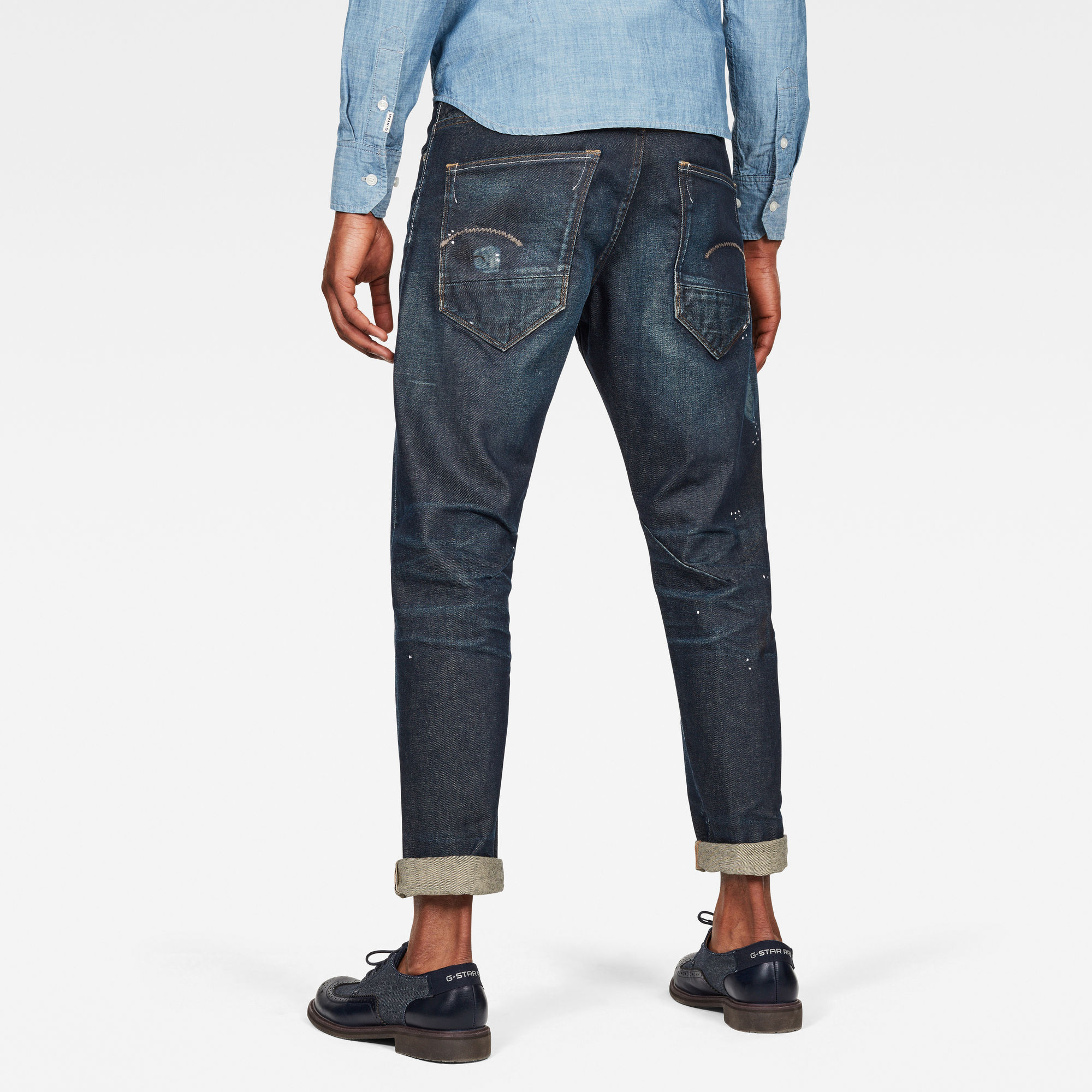 G-Star RAW Morry 3D Relaxed Tapered Jeans