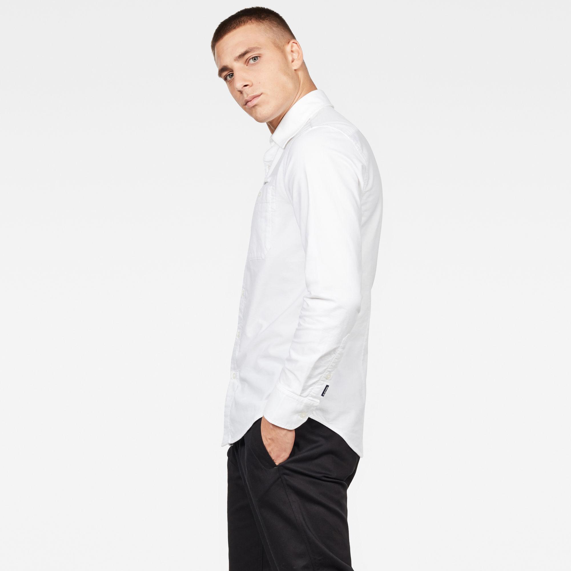Bristum 1 Pocket Slim Overhemd