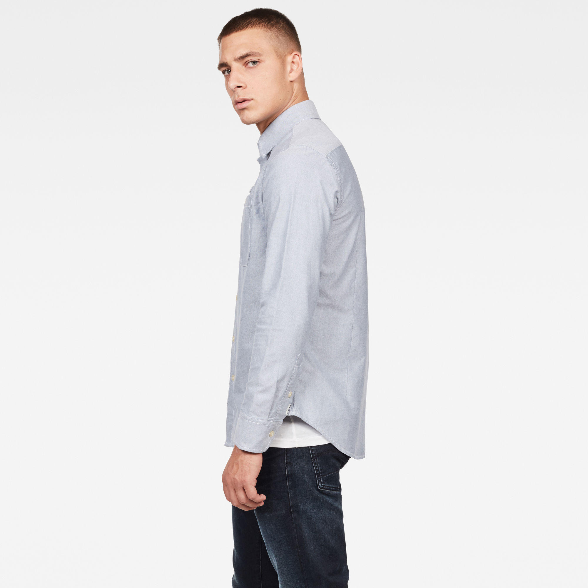 G-Star RAW Bristum 1 Pocket Slim Overhemd