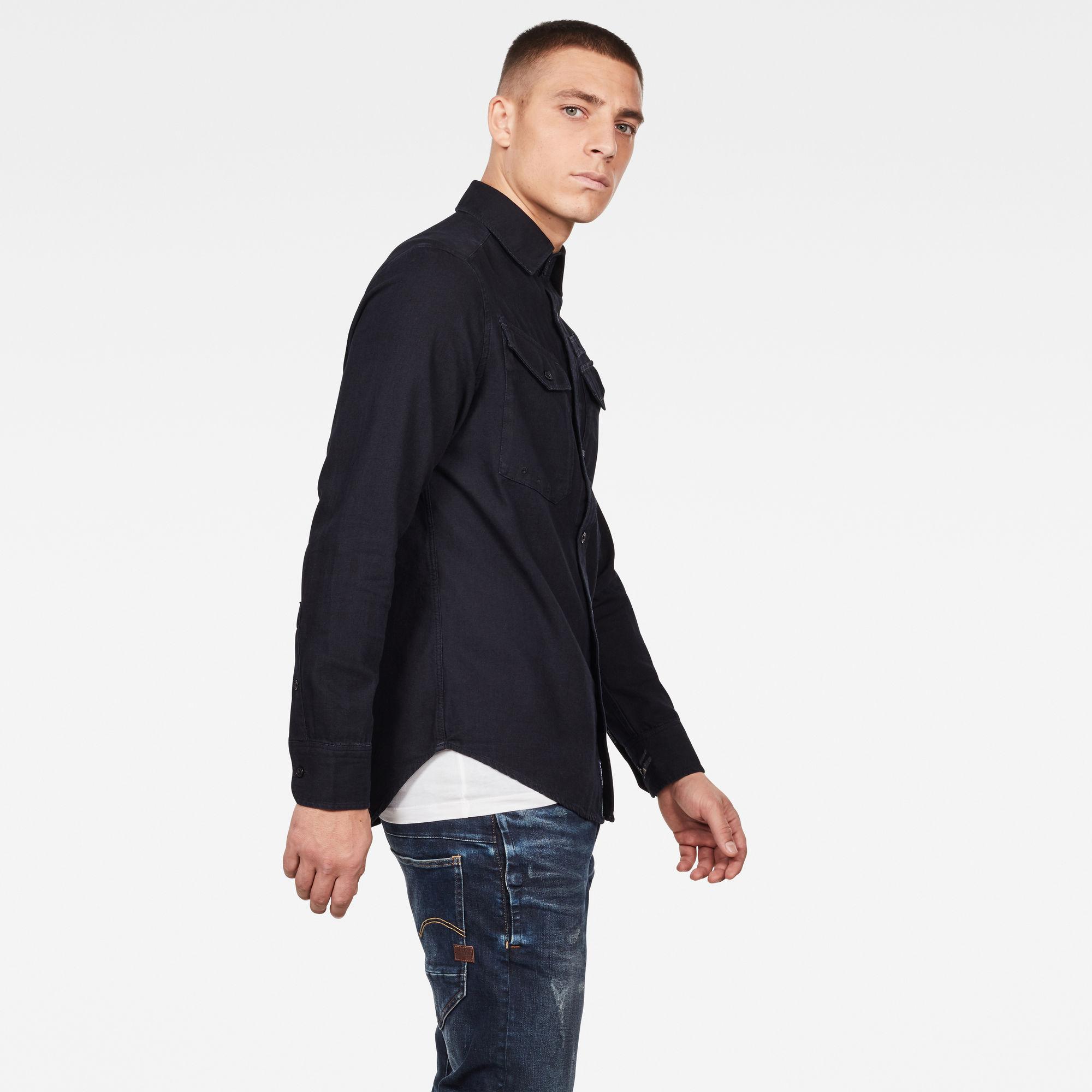 Lecite Straight Overhemd