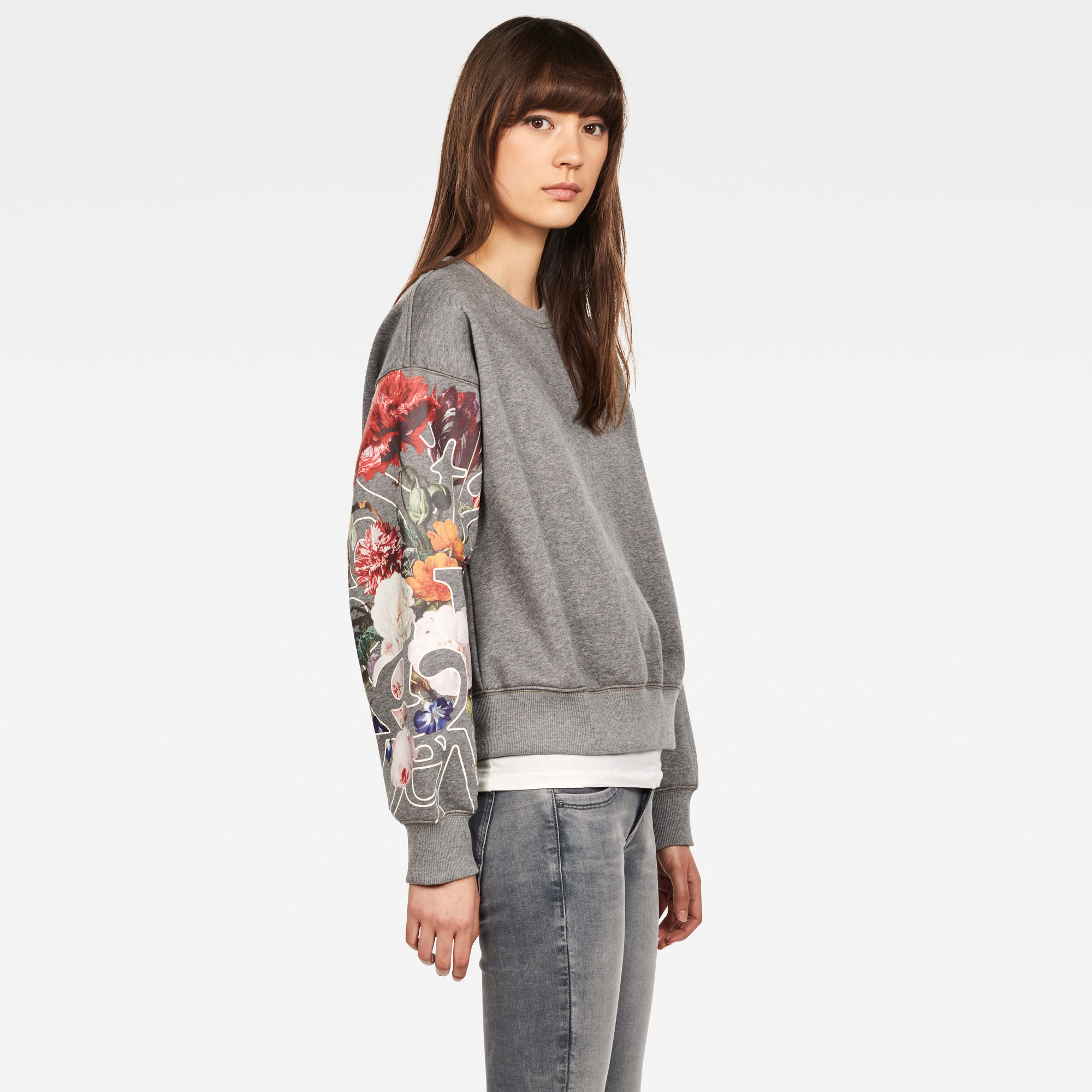 Graphic 2 Loose Sweater
