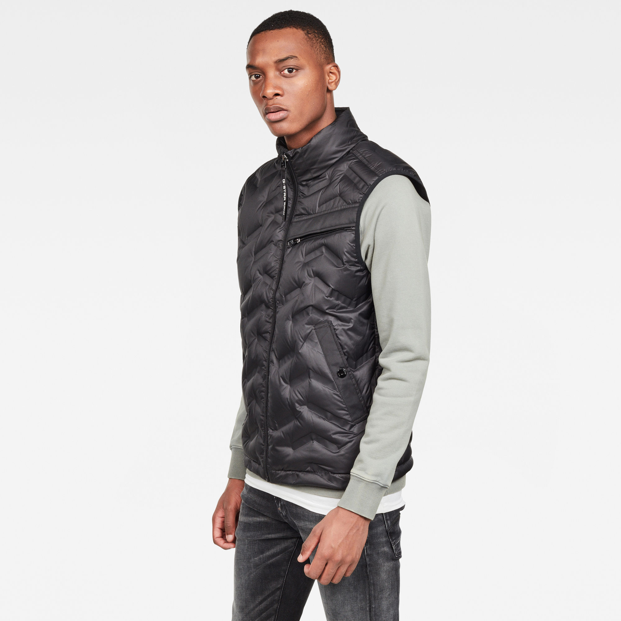 Attac Quilted Dons Bodywarmer