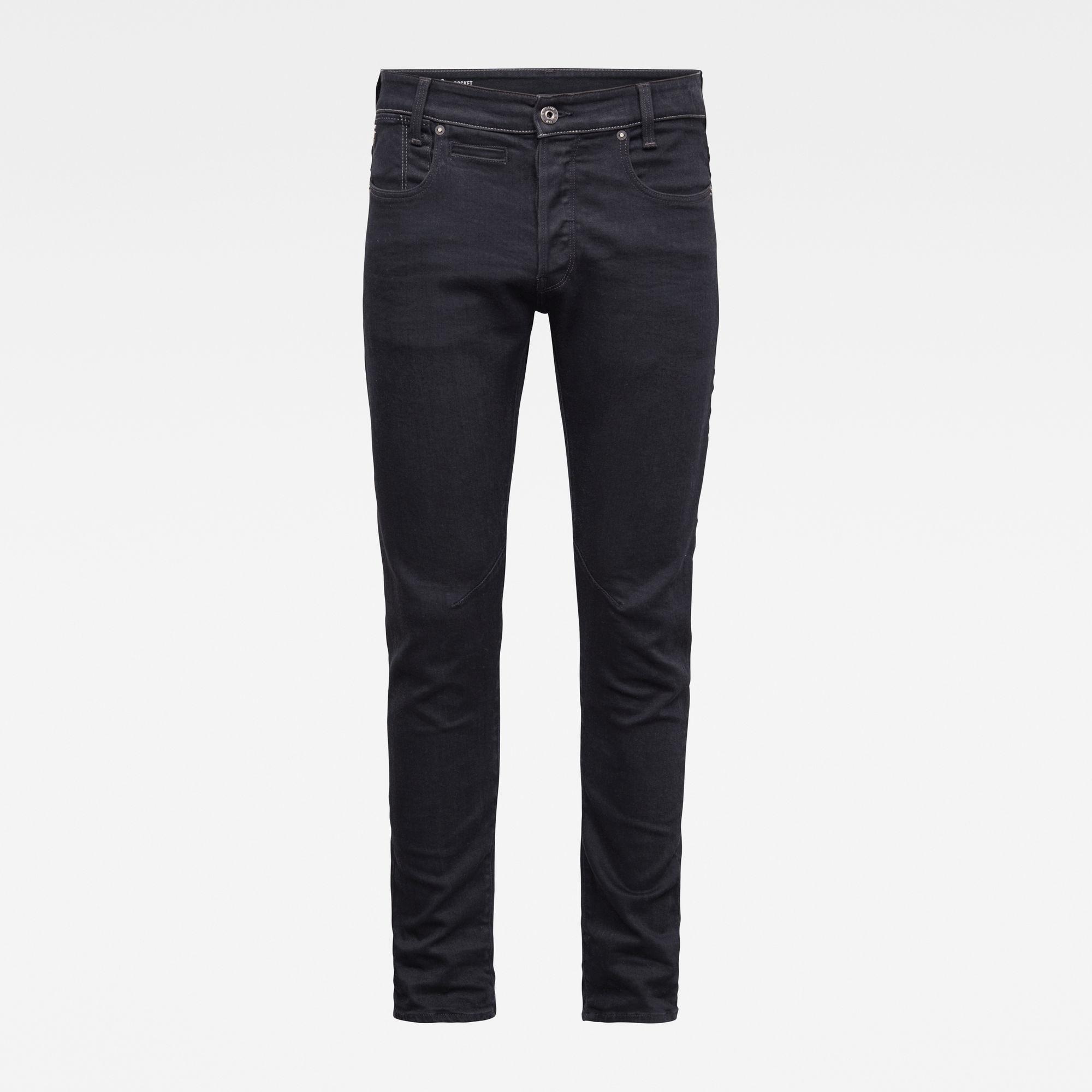 Jeans D-Staq Pop 5 Pockets Slim