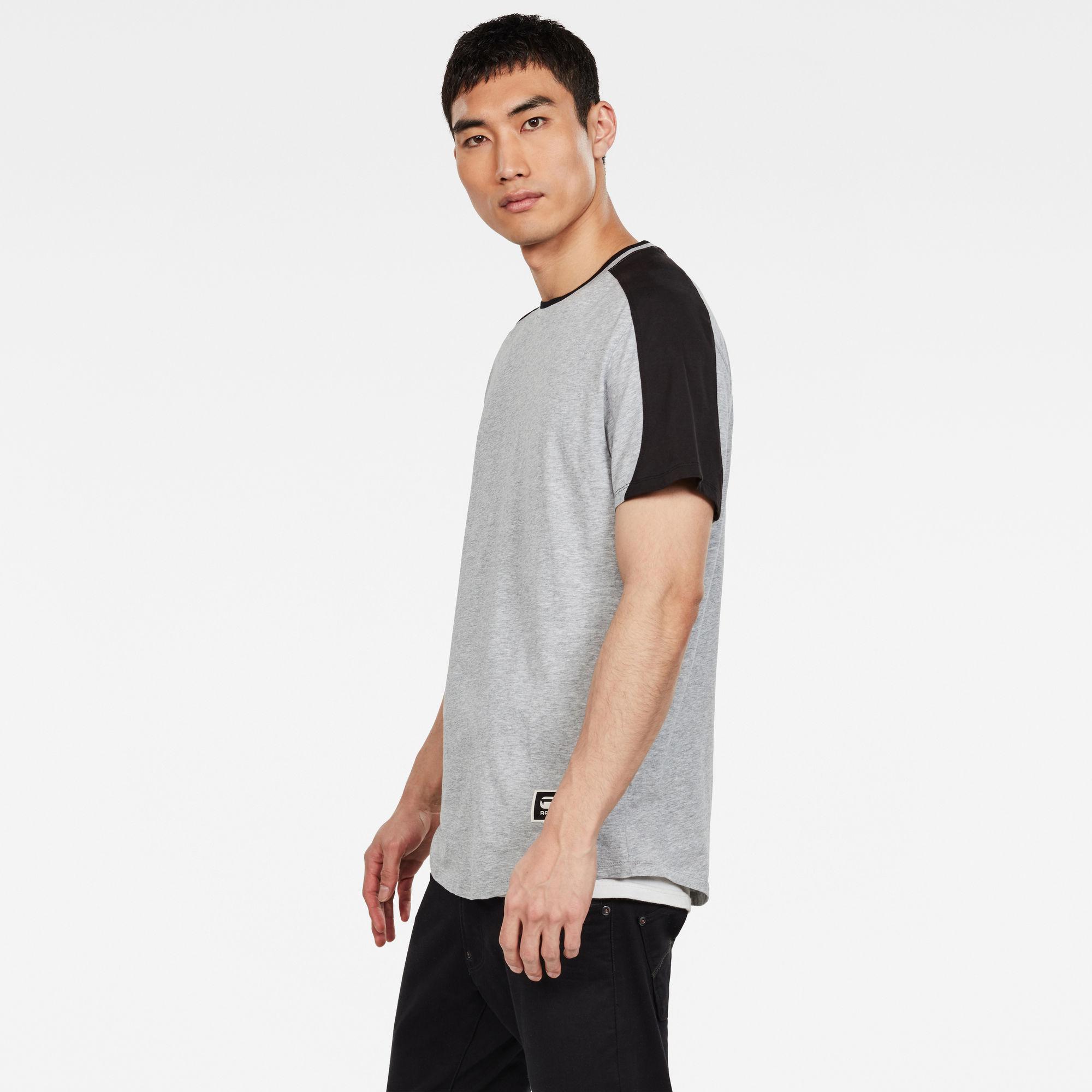 Baseball Gekleurd T-Shirt