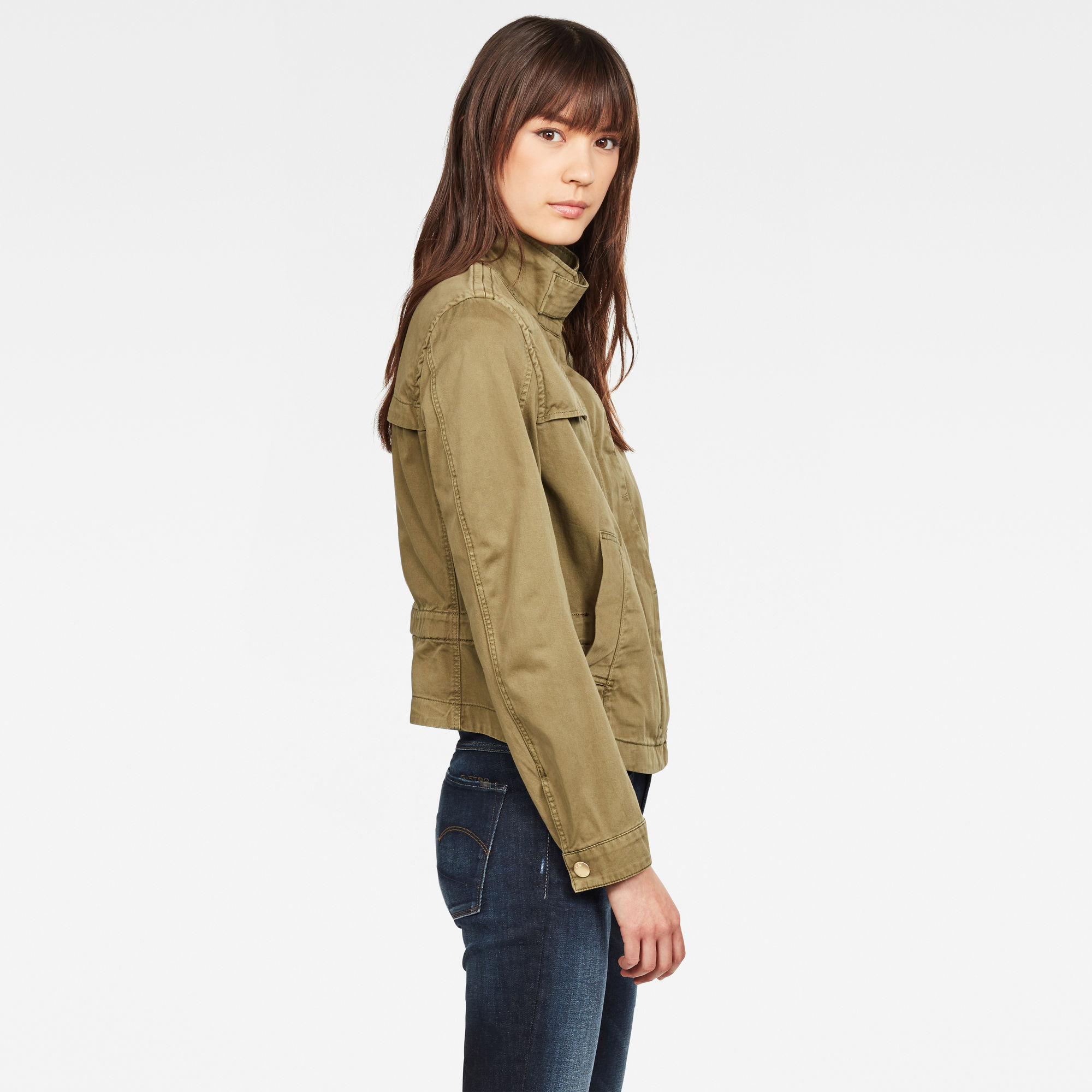 Slim Overshirt