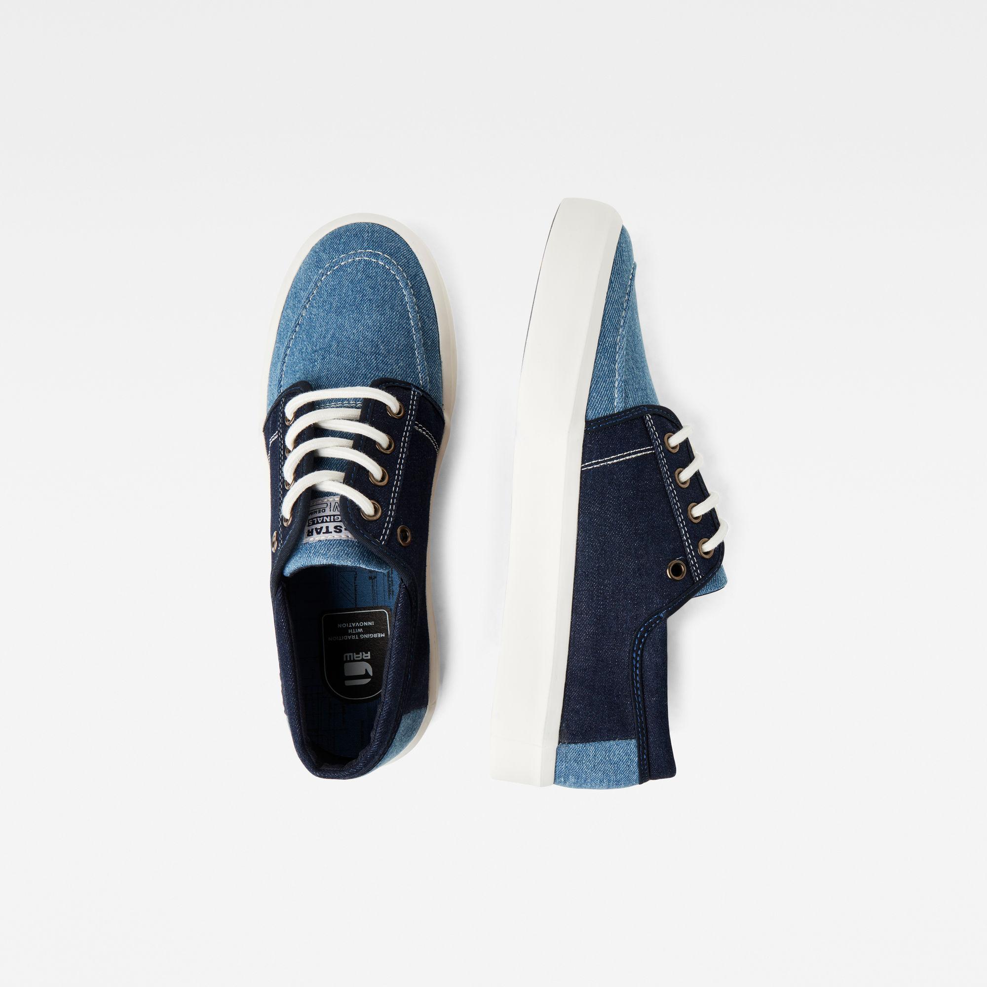 Strett Boat Sneakers