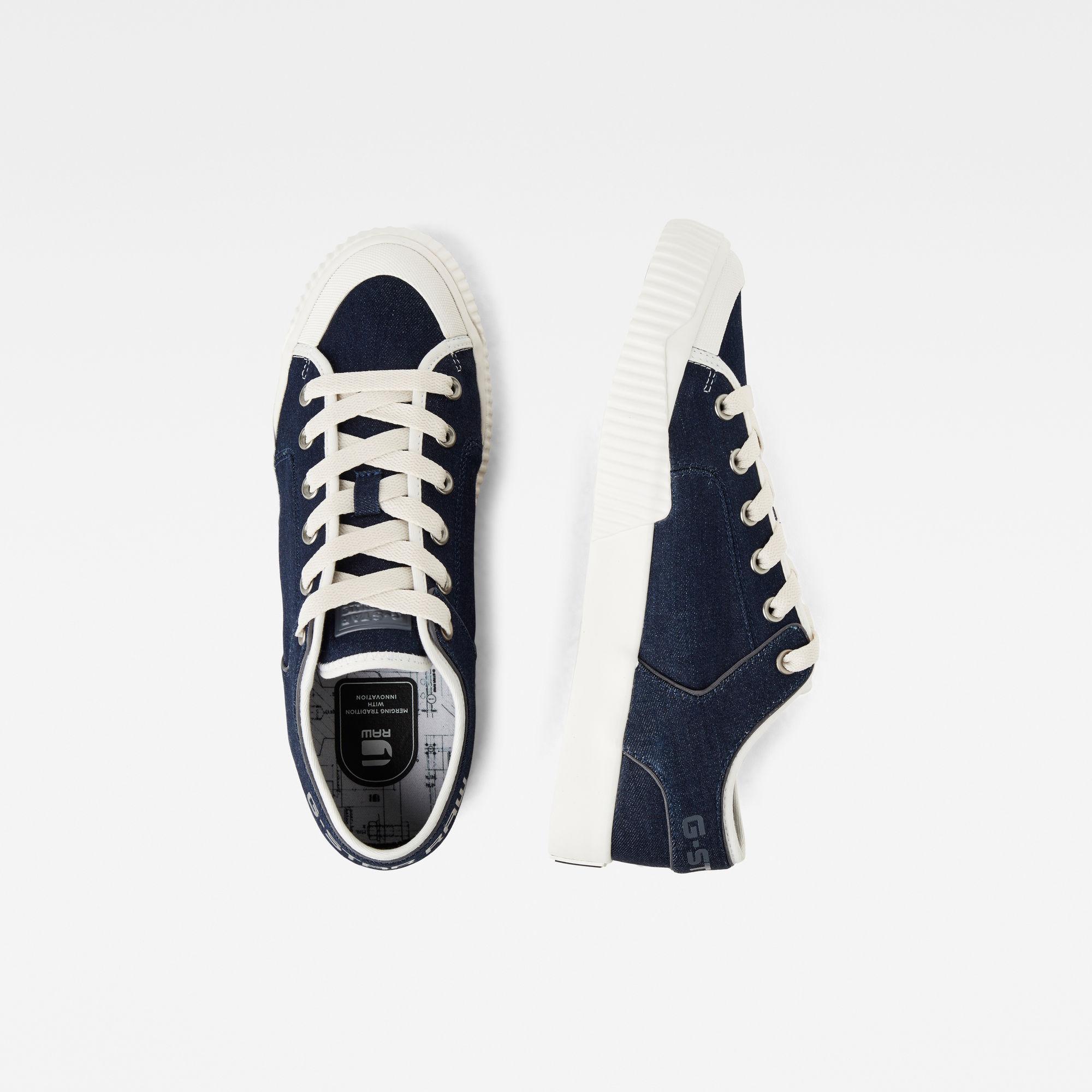 Rackam Tendric Denim Sneakers
