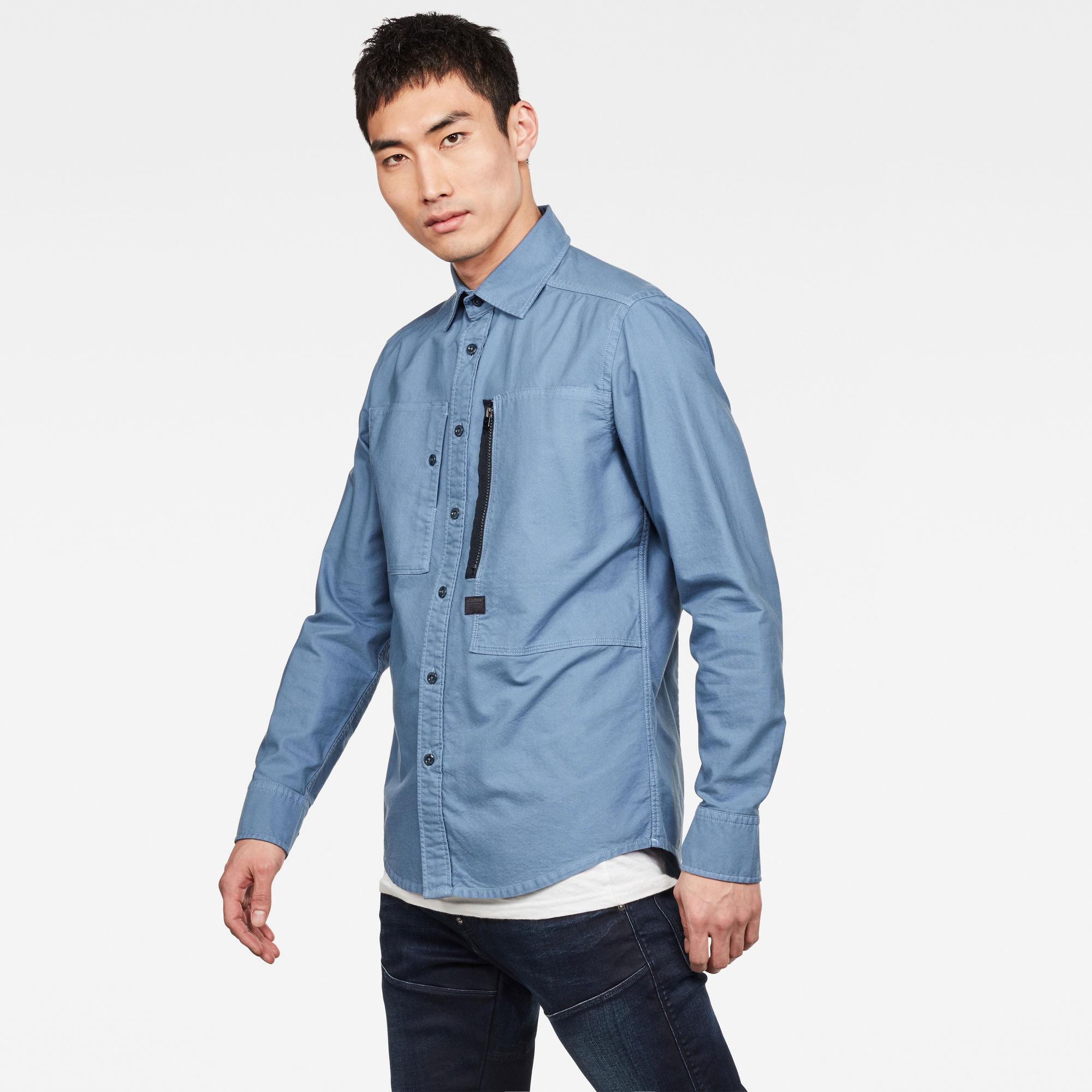 Powel Slim Overhemd
