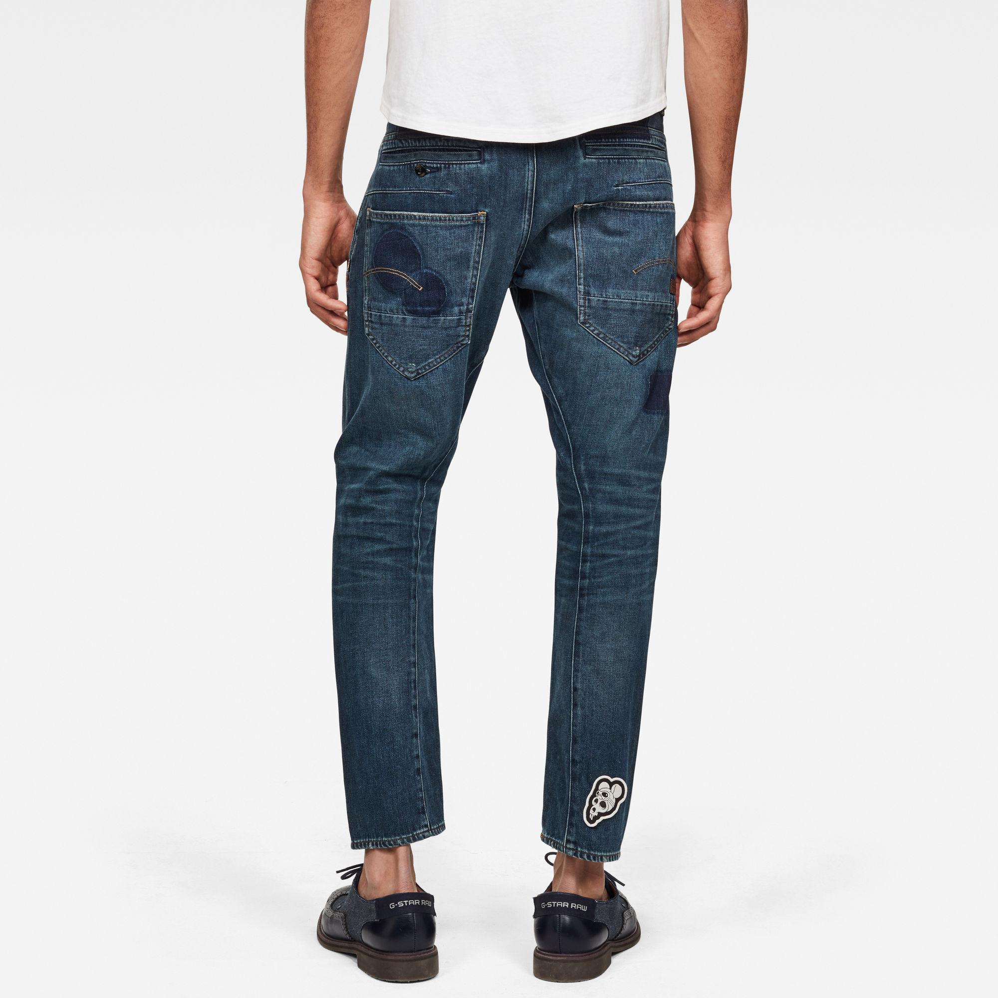 CNY D-Staq 3D Slim Jeans