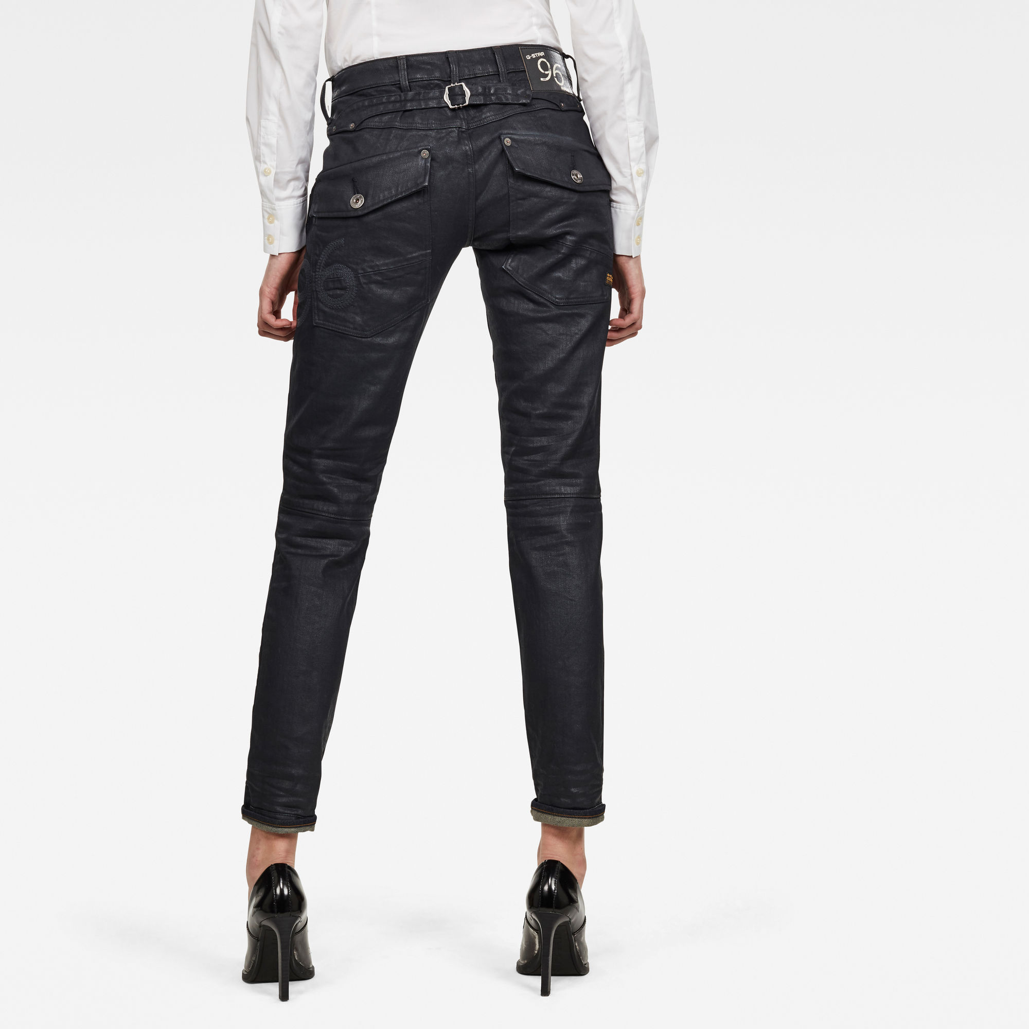 5620 Heritage Embro Tapered Broek