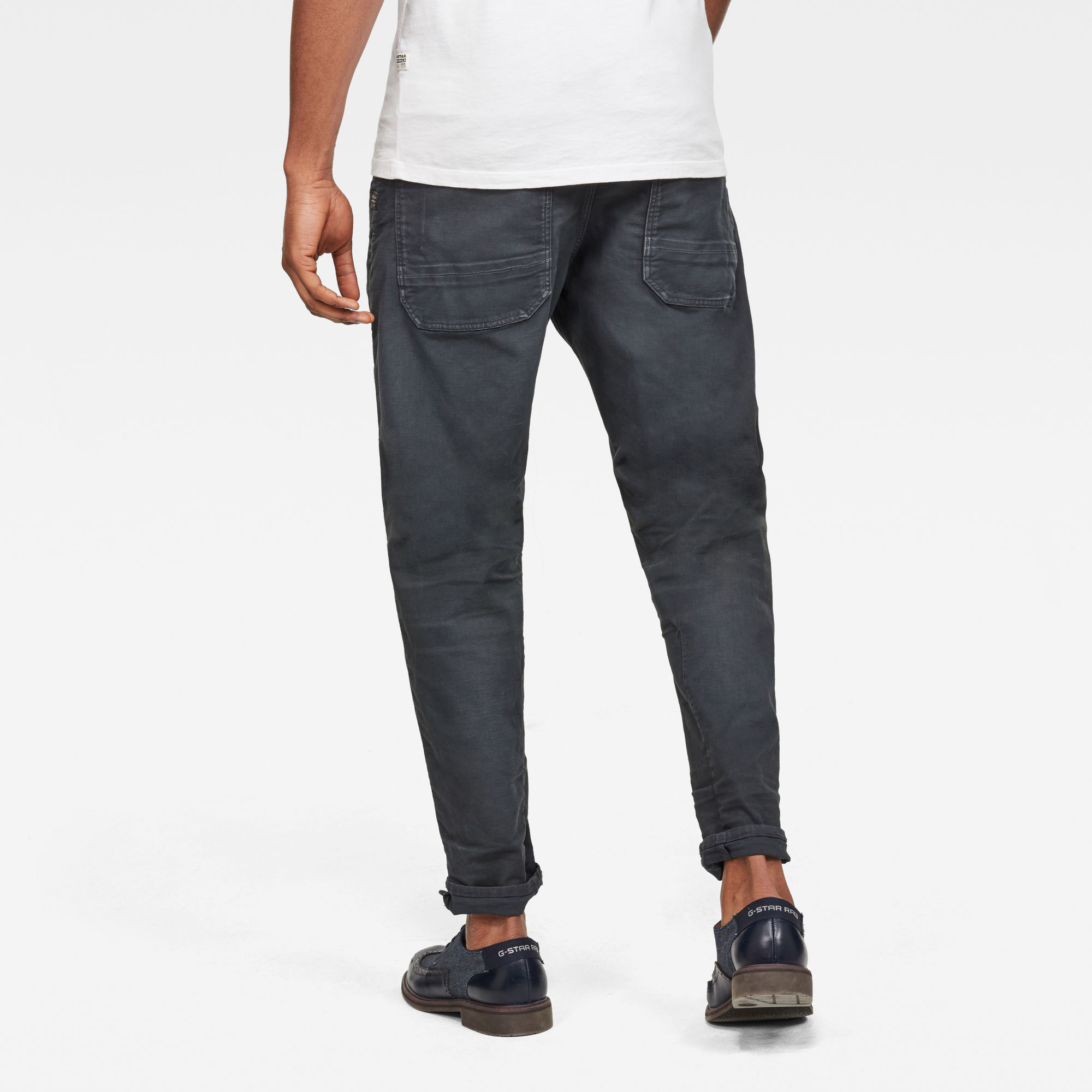 Loic Relaxed Tapered Gekleurde Jeans