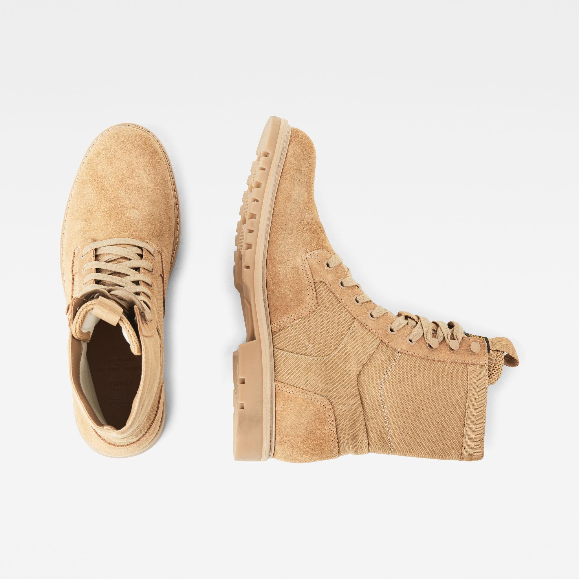 Tendric Boots II