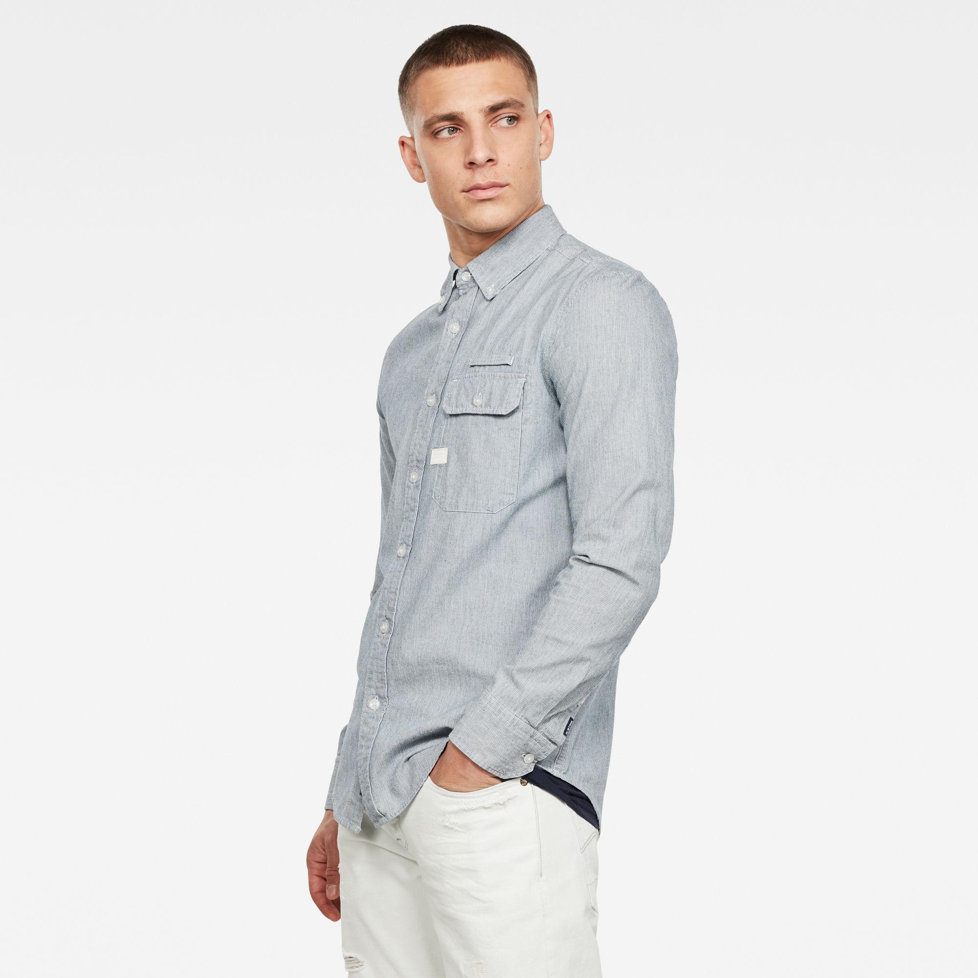 Bristum Flap Slim Overhemd