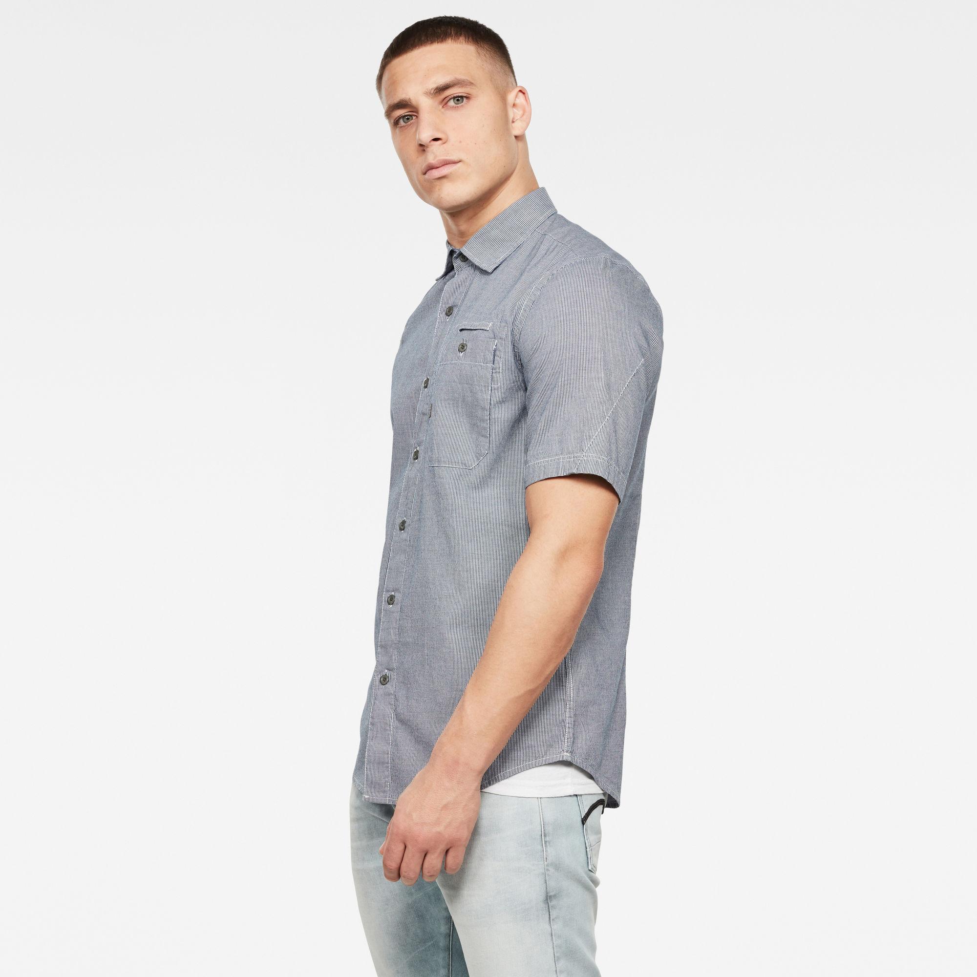 Bristum 1-Pocket Slim Overhemd