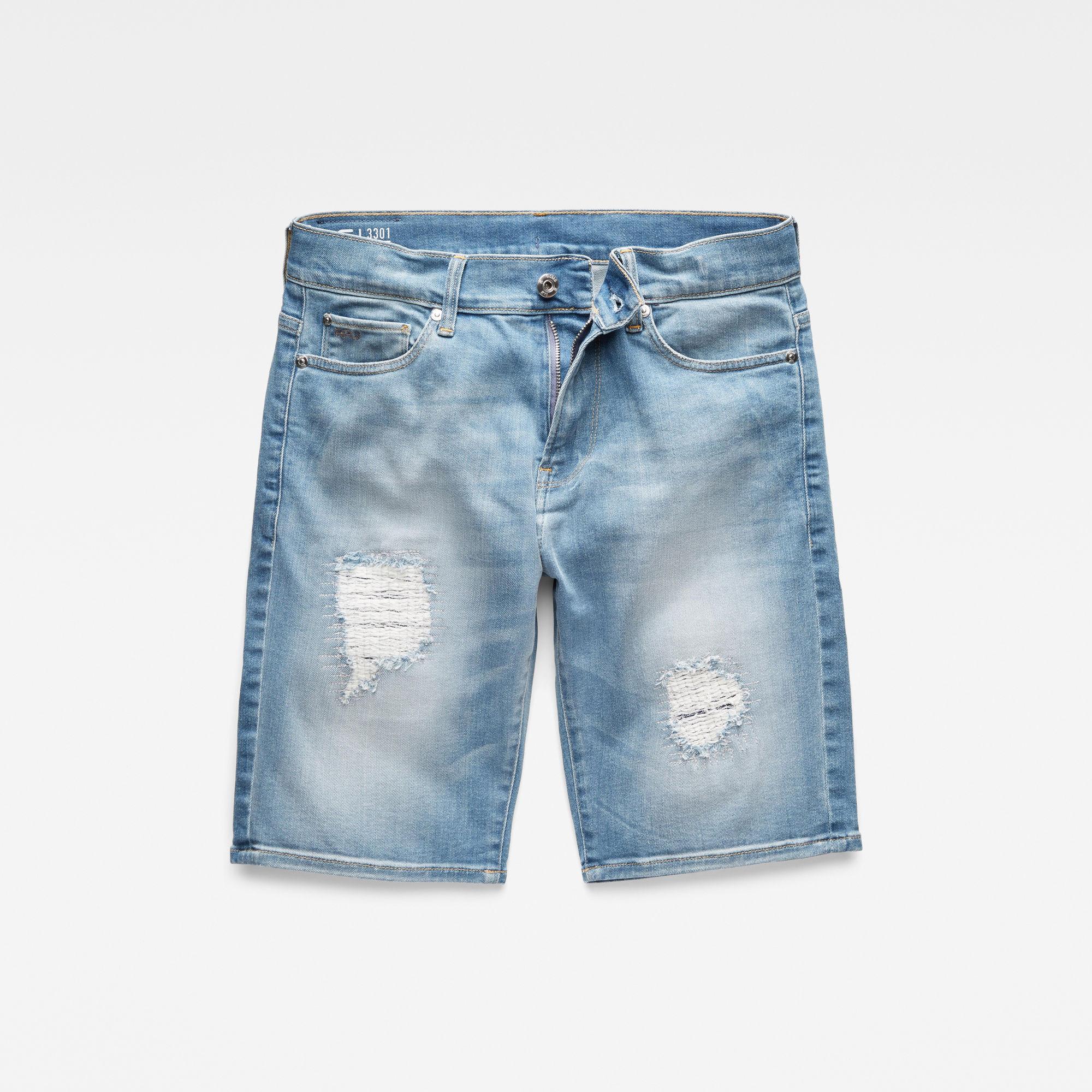 3301 Tapered Short