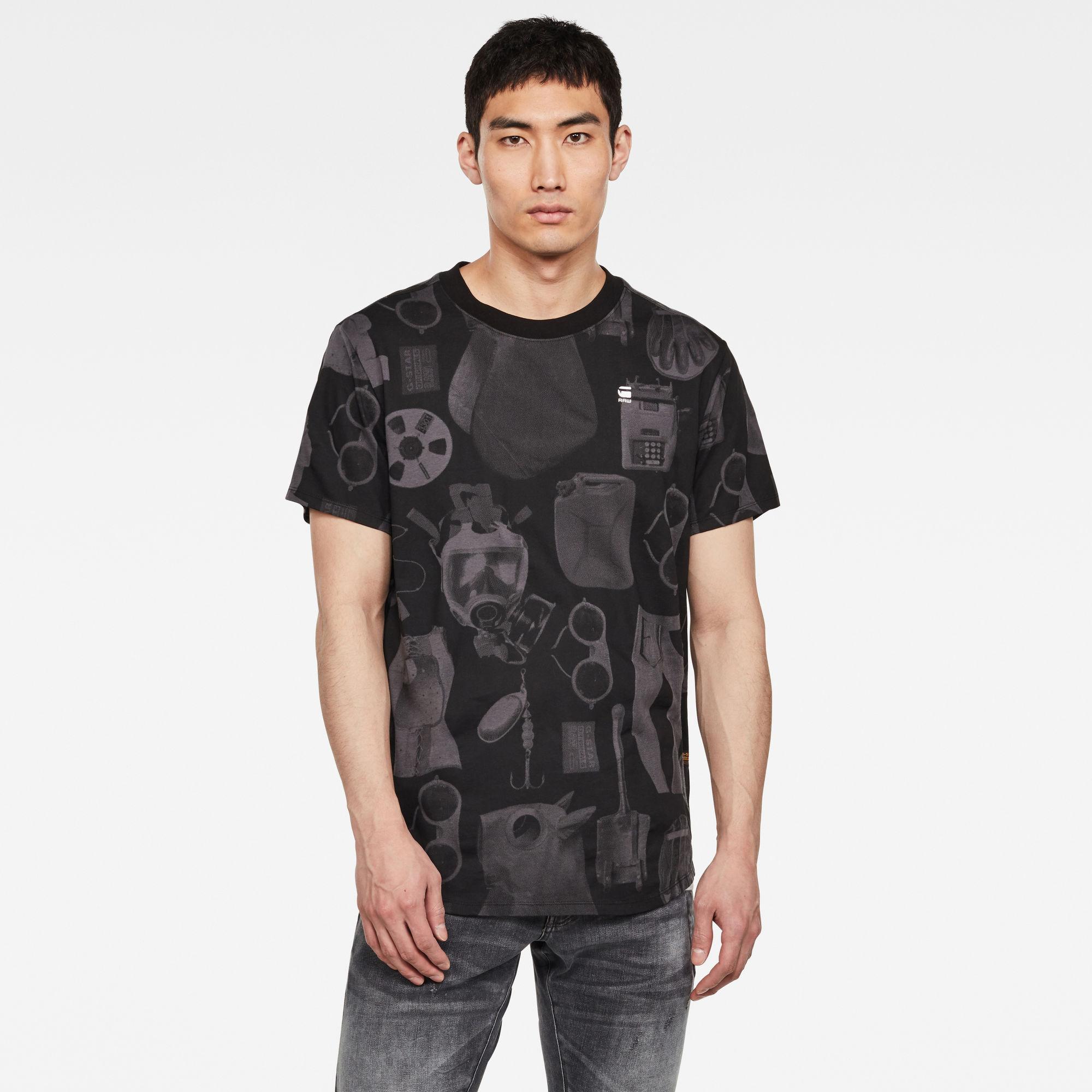 Lash Materials Allover GR T-Shirt
