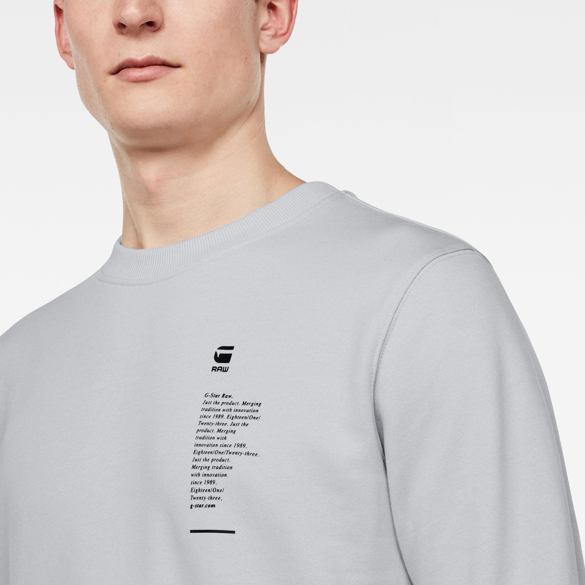 G Star RAW Raw Definition Sweater