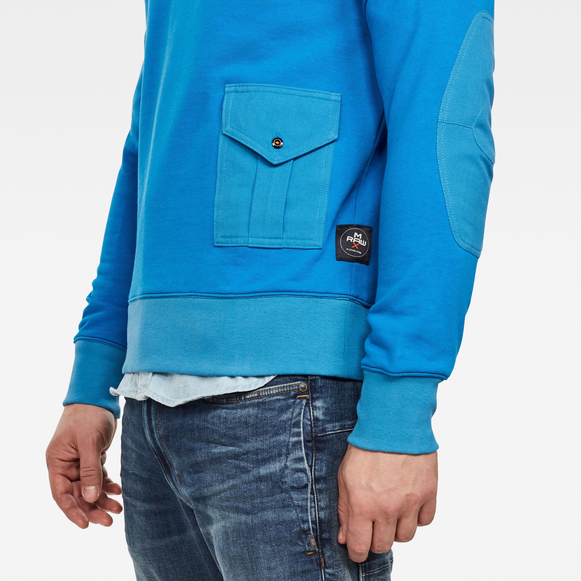 G Star RAW Max Graphic Sweater