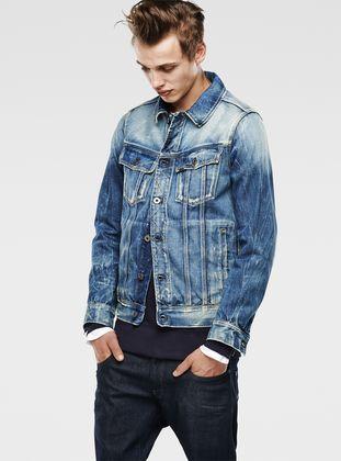 G-Star Raw Mens Slim Tailor 3D Jacket