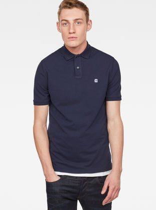 Dunda Polo Slim T Shirt