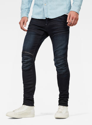 G Star Raw 5620 3D Super Slim Fit Jeans in Dark Aged