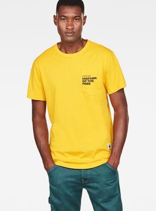 7f8bf8143c9 Graphic 5 Pocket T-Shirt