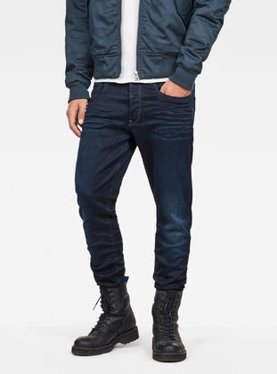 8d2cf567c04 3301 Straight Tapered Jeans | Dark Aged | Men | G-Star RAW®