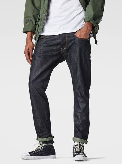 3301 Tapered Jeans
