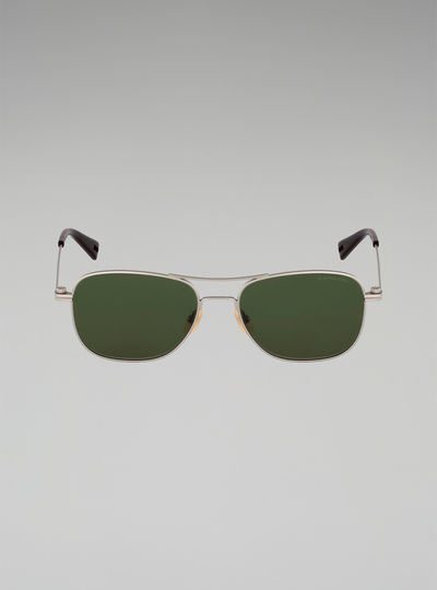 Metal Alcatraz Sunglasses