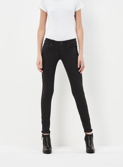 Midge Low Waist Skinny Jeans