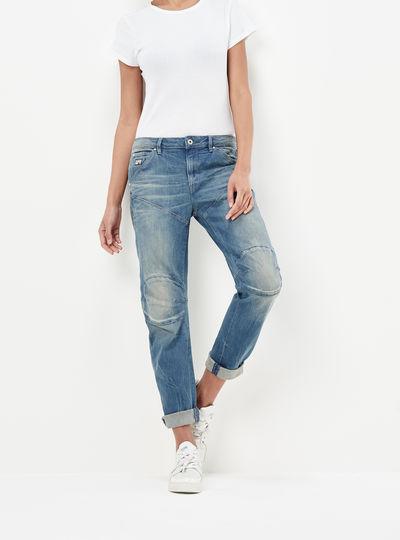 5620 G-Star Elwood 3D Low Waist Boyfriend Jeans