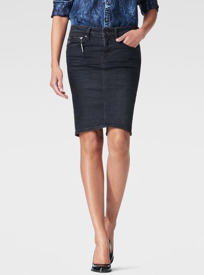 New Midge Sculpted Super Slim Skirt