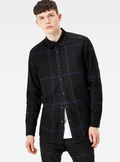 Type C Clean Long Straight Shirt