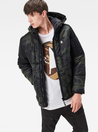Whistler Hooded Camo Jacket