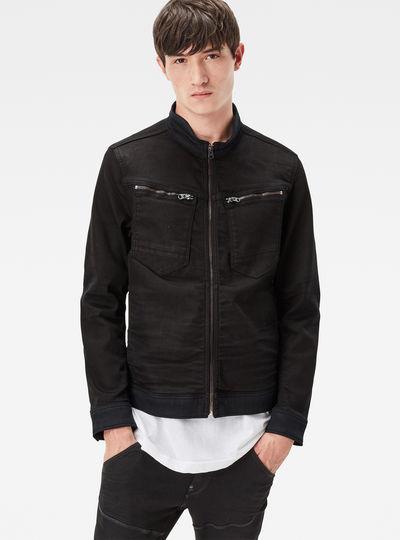 Arc Zip 3D Slim Jacket