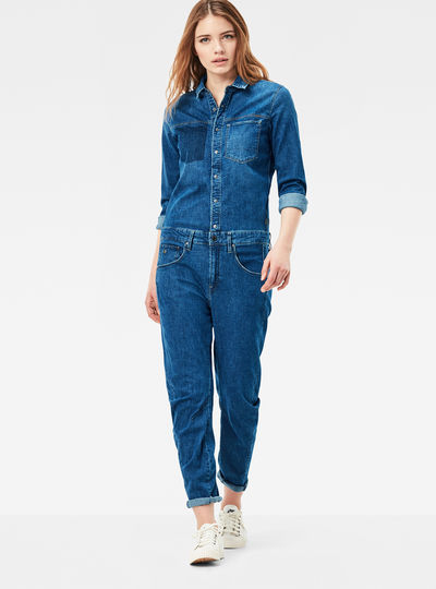 Arc Boyfriend Fit Boilersuit