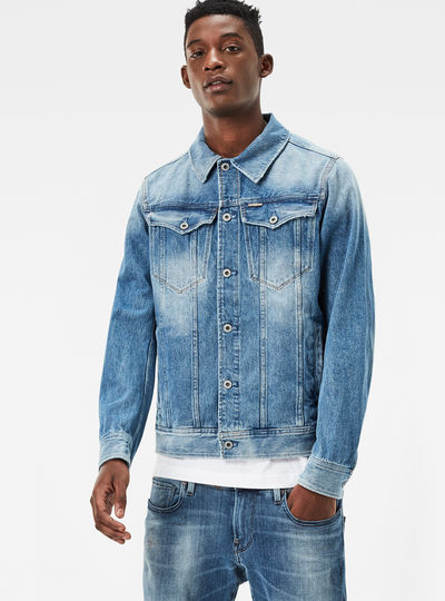 3301 Deconstructed 3D Slim Jacket
