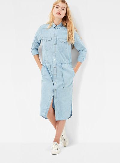 413b41bf8184 Tacoma Shirt Dress